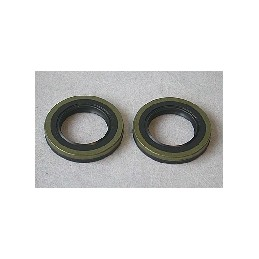 25X40X6 SET OF CRANKSHAFT OIL SEALS FOR KDX200 1992-00