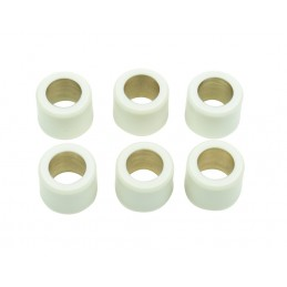 ATHENA Rollers Ø16x13mm 2,4g - 6 Pieces