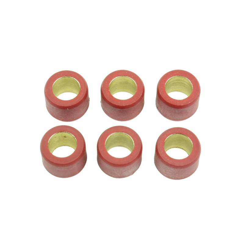 ATHENA Rollers Ø18x14mm 11g - 6 Pieces