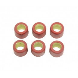 ATHENA Rollers Ø18x14mm 13g - 6 Pieces