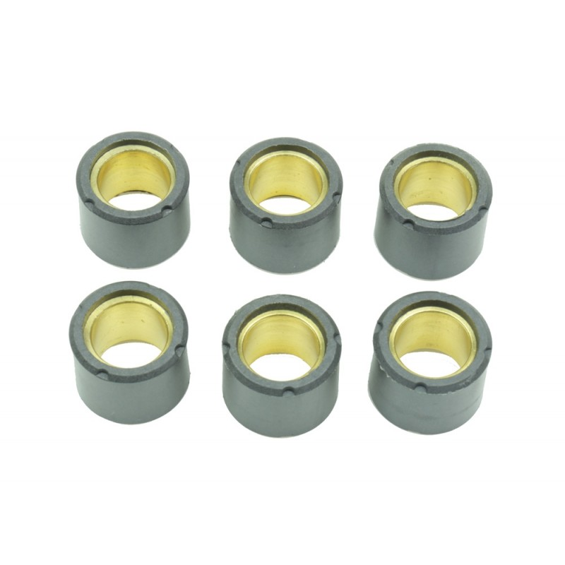 ATHENA Rollers Ø19x15,5mm 5,8g - 6 Pieces