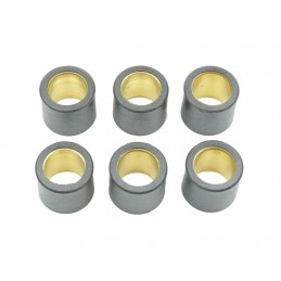 ATHENA Rollers Ø19x17mm 13,5g - 6 Pieces
