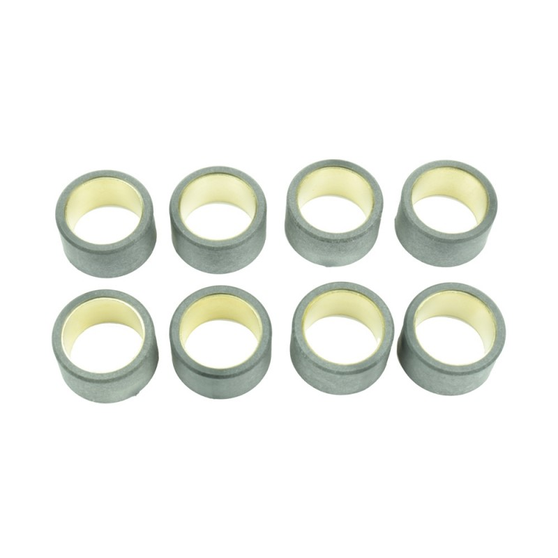 ATHENA Rollers Ø25x14,9mm 14g - 8 Pieces