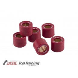 JASIL Set of 6 rollers 15 X 12 - 4.5 g