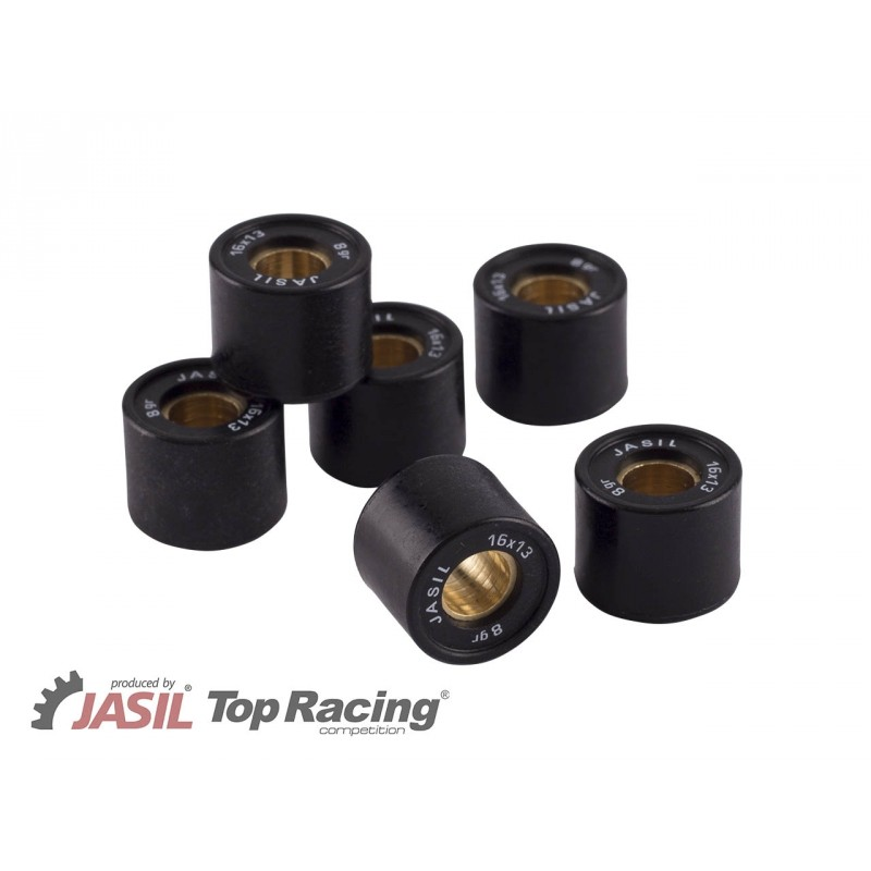 JASIL Set of 6 rollers 16 X 13 - 8g