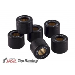 JASIL Set of 6 rollers 19 X 15.5 - 5.5 g