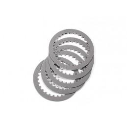 TECNIUM Clutch Steel Plate 109.8-90-82.2-1.55 24DTS ACI