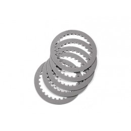 TECNIUM Clutch Steel Plate 122.0-101.1-90.2-1.1 20DTS 7.7 ACI