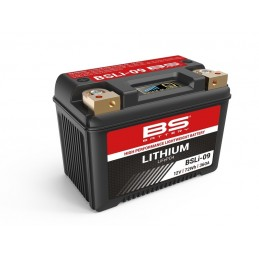 BS BATTERY Battery Lithium-Ion - BSLI-09 (LFPX20CH)