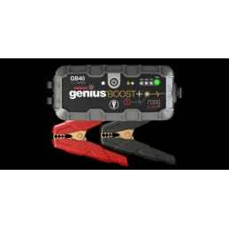 NOCO GB40 Battery Jump Starter Lithium 12V 1000A