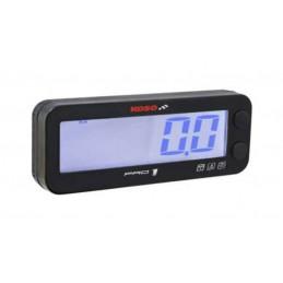 KOSO Pro-1 Rev-Counter LCD Multifunction Black