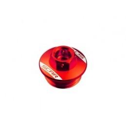 SCAR Oil Filler Plug Red Honda CRF