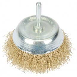 DRAPER Hollow Cup Wire Brush Ø50mm