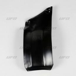 UFO Rear Shock Flap Black KTM
