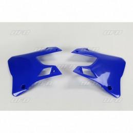 UFO Radiator Covers Reflex Blue Yamaha