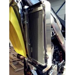 AXP Aluminium Radiator guard - Suzuki RM-Z250
