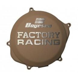 BOYESEN Factory Racing Clutch Cover Magnesium Kawasaki KX450F