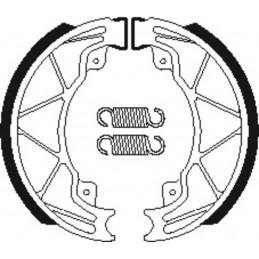 TECNIUM Scooter Organic Brake shoes  - BA205