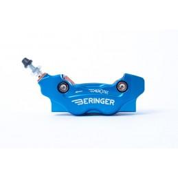 BERINGER Aerotec® MX Left Axial Brake Caliper 4 Pistons Blue