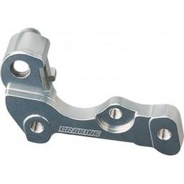 BRAKING relocation bracket for Ø280mm oversize brake disc Honda CRF250R