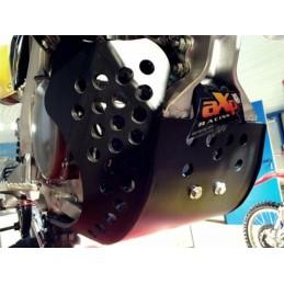 AXP GP HDPE Skid Plate Black - Suzuki RM-Z450