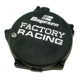 BOYESEN Factory Racing Clutch Cover Black Kawasaki KX250F