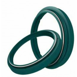 SKF Fork Oil Seal & Dust Cover - ZF Sachs Ø48mm