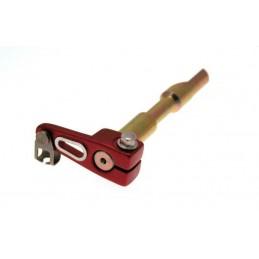 BIHR Clutch Pull Rod Aluminium Red Anodized Minarelli AM6 Engines