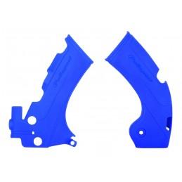 POLISPORT Frame Cover Blue Yamaha YZ250F/450F