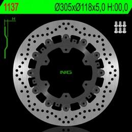 NG BRAKE DISC Floating Brake Disc - 1137