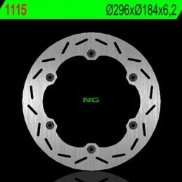 NG BRAKE DISC Fix Brake Disc - 1115