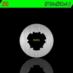 NG BRAKE DISC Fix Brake Disc - 250