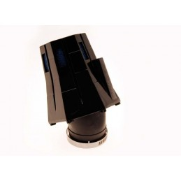 BIHR Air Filter 30° with Cap Black/Blue
