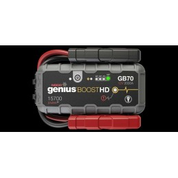 NOCO GB70 Battery Jump Starter Lithium 12V 2000A