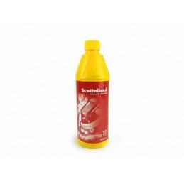 SCOTTOILER Oil Refill for eSystem & vSystem Red Kits High Temp. 20-40°C - 500ml