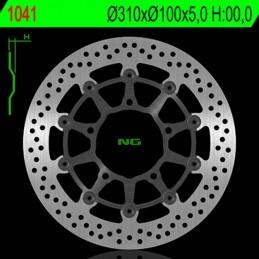 NG BRAKE DISC Floating Brake Disc - 1041