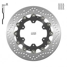 NG BRAKE DISC Floating Brake Disc - 1137G