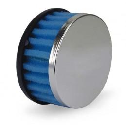 V PARTS Straight Air Filter Ø28/35mm Blue