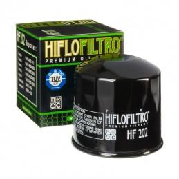 HIFLOFILTRO HF202 Oil Filter Black