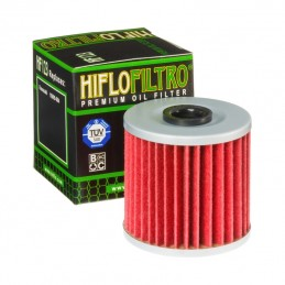 HIFLOFILTRO HF123 Oil Filter Kawasaki