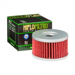 HIFLOFILTRO HF137 Oil Filter Suzuki