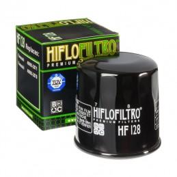 HIFLOFILTRO HF128 Oil Filter Kawasaki