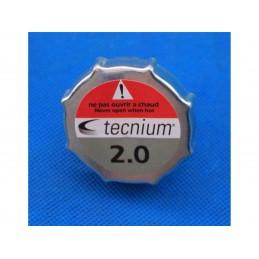 2,0 BAR TECNIUM RADIATOR CAP