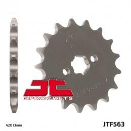 JT SPROCKETS Front Sprocket 11 Teeth Steel Standard 420 Pitch Type 563