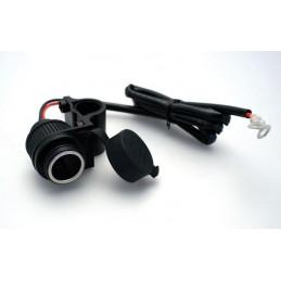 BIHR Cigarette Lighter Plug w/ Handle Bar Mounting System 12V