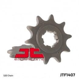JT SPROCKETS Front Sprocket 10 Teeth Steel Standard 520 Pitch Type 1407