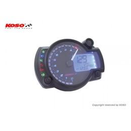 Koso RX2N GP Style universal multi-function digital meter