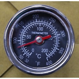 Oil Temperature Gauge V PARTS  Ø 27x3,0x15