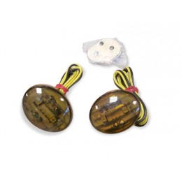 BIHR Œil LED Indicators Small Size Universal