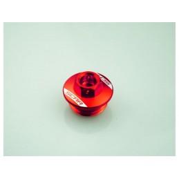 SCAR Oil Pan Cap Red
